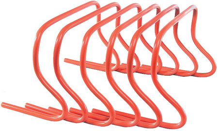 Step Hurdles - Set of 6