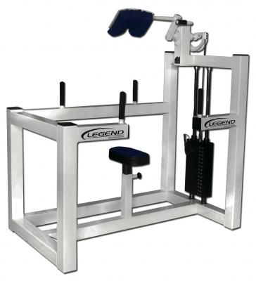 Legend Fitness Neck Machine 943