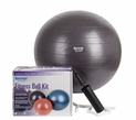 65cm Aeromat Burst Resistant Fitness Ball Kit