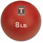 Body Solid 8lb Medicine Ball - BSTMB8