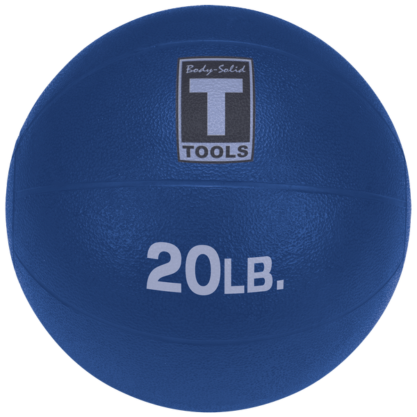 Body Solid 20lb Medicine Ball - BSTMB20