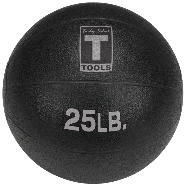 Body Solid 25lb Medicine Ball - BSTMB25