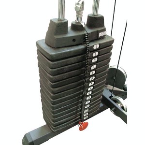Body Solid SP200 200lb Weight Stack For GLA378