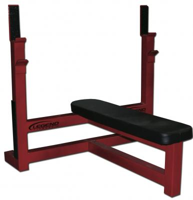 Legend Flat Olympic Weight Bench 3105
