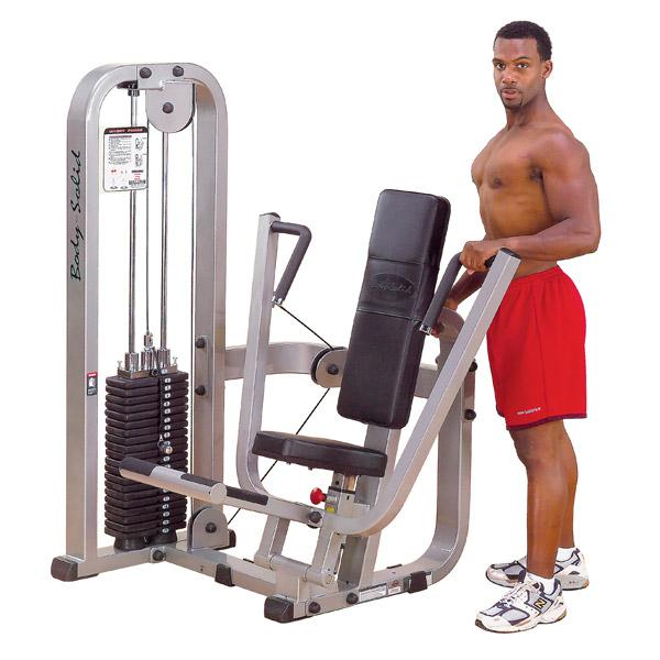 Body Solid SBP100G-2 Pro Club Line Chest Press Machine