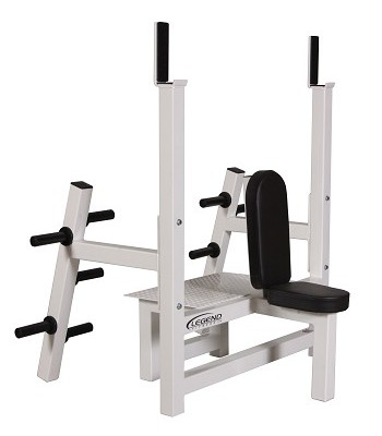 Legend Olympic Shoulder w/ Plate Storage 3156
