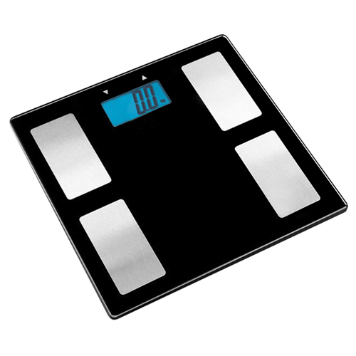 Escali Glass Health Monitor Scale