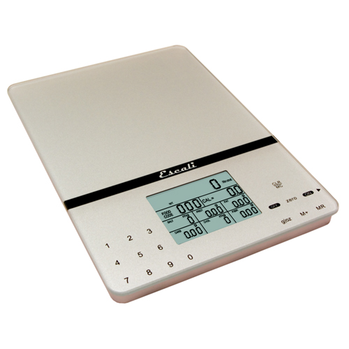 Escali Cesto Portable Nutritional Scale
