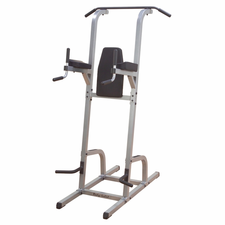 Body Solid GVKR82 Vertical Knee Raise Dip & Pull Up Station