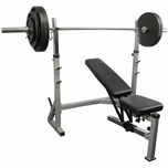 Valor Fitness BF-38 Olympic Weight Bench