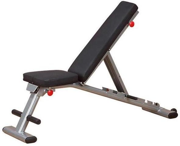 Body Solid GFID225 Folding Multi-Bench