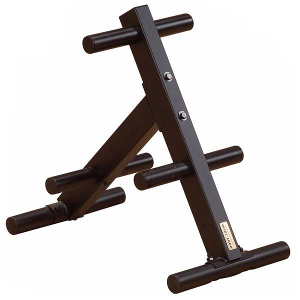Body Solid OWT24 Powerline Olympic Weight Tree