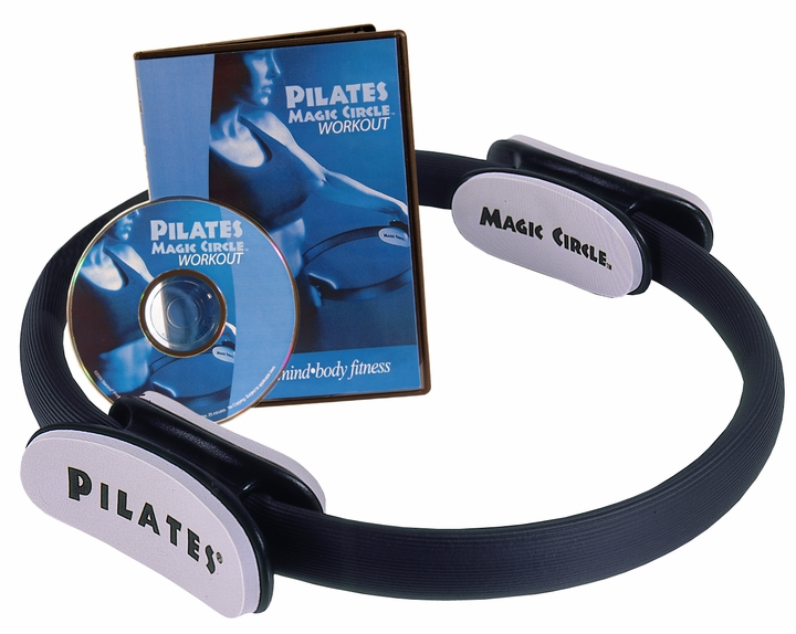 Stamina Pilates Magic Circle W/ Workout DVD