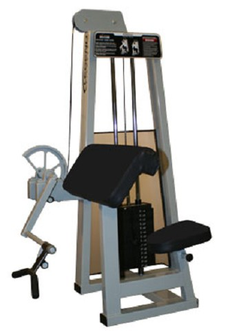 Legend Arm Curl Machine  908