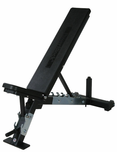 PowerBlock Serious Lifting Bench