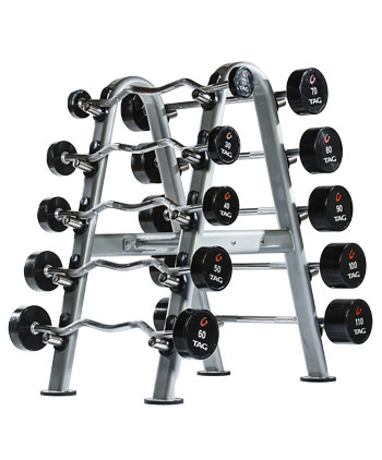 Tag RCK-BBR Barbell Rack
