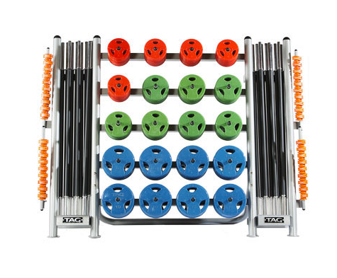 Tag G8020CPS20 Cardio Pump Barbell Set