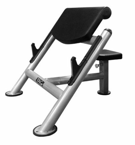 Tag Fitness BNCH-PB Preacher Curl Bench