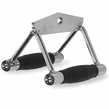 Rubber Grip Seated Row/Chin Bar