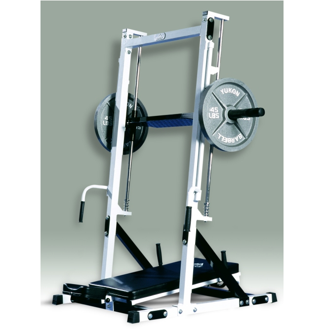 Yukon Fitness Angled Leg Press - ALP150