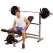 Body Solid GDIB46L Power Center Combo Bench