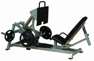 Body Solid LVLP Leverage Horizontal Leg Press