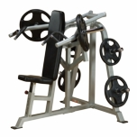 Body Solid LVSP Leverage Shoulder Press Bench
