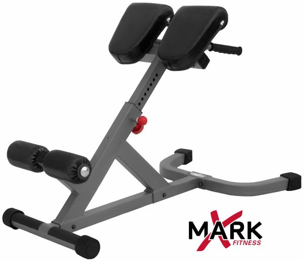 XMark XM-7609 Commercial 45 Degree Hyperextension