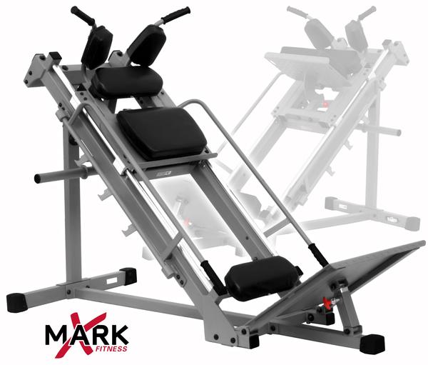 XMark XM-7616 Commercial Leg Press / Hack Squat