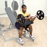 Body Solid GPCA1 Preacher Curl Attachment