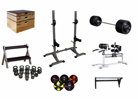 CrossFit Gym Package