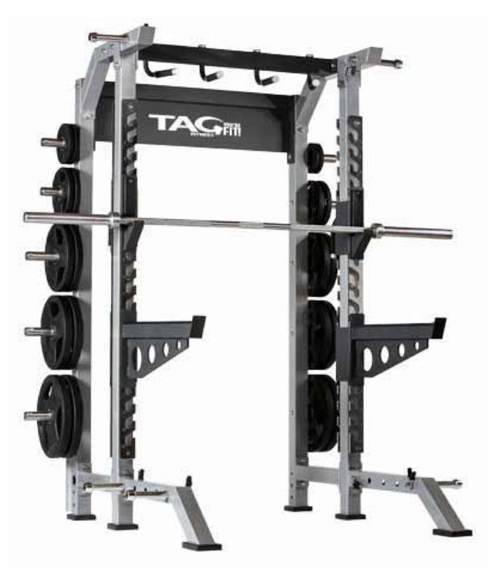 Tag Fitness Power Half Rack