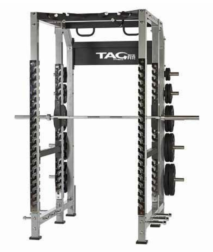 Tag Fitness G8162FR Power Rack
