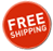 Free Shipping on: Harbinger Padded Lifting Straps (Pair)