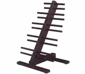 VTX 10pr. Vinyl or Neoprene Dumbbell Rack