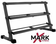 XMark Three Tier Dumbbell Rack- XM-3107