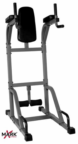 XMark XM-4437 Vertical Knee Raise with Dip Station