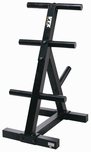 VTX TOPT Heavy Duty Olympic Plate Tree