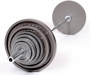 Economy 290lb Olympic Weight Set