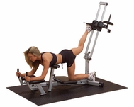 Body Solid PGM200X Powerline Glute Max Machine