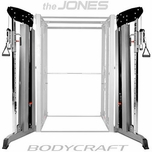 BodyCraft Selectorized Functional Trainer  Attachment*