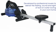 First Degree -  Neptune-AR  Water  Rowing Machine