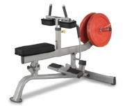 Steelflex PLSC Leverage Seated Calf Machine