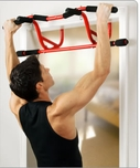 GoFit Elevated Chin Up Station