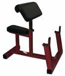 Legend Preacher Curl Bench 3114