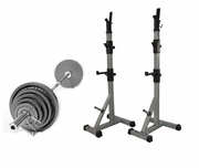 Economy Squat Stand Package
