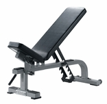York ST Flat/Incline Weight Bench