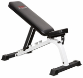 York Flat-to-Incline Utility Bench