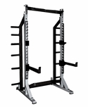 York Barbell Half Cage