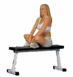 Yukon Fitness Flat Bench